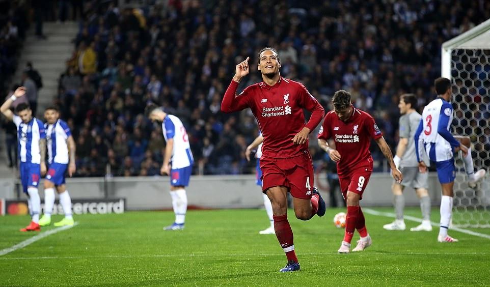 TRỰC TIẾP Porto 1-4 Liverpool: Đẳng cấp chênh lệch (KT) - Bóng Đá