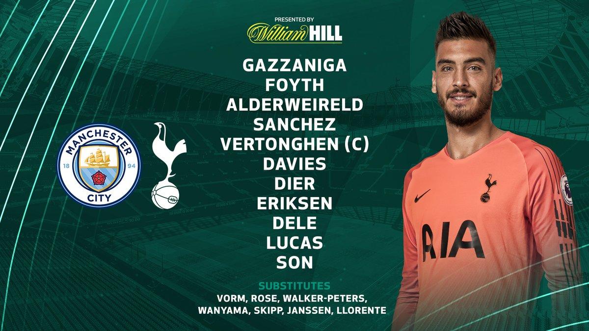 TRỰC TIẾP Man City vs Tottenham: Đội hình dự kiến - Bóng Đá