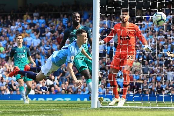 TRỰC TIẾP Man City 1-0 Tottenham: Chủ nhà mở tỷ số sớm (H1) - Bóng Đá