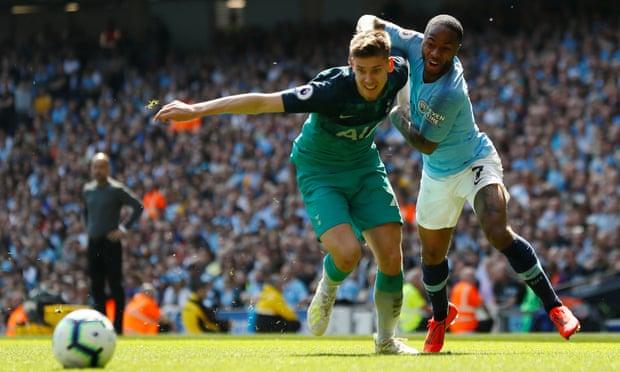 TRỰC TIẾP Man City 1-0 Tottenham: Dồn ép liên hồi (H2) - Bóng Đá