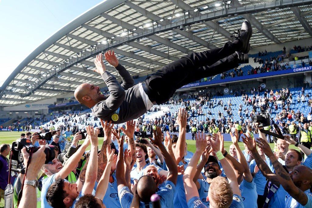 Man City cần giữ Pep trong 10 năm - Bóng Đá
