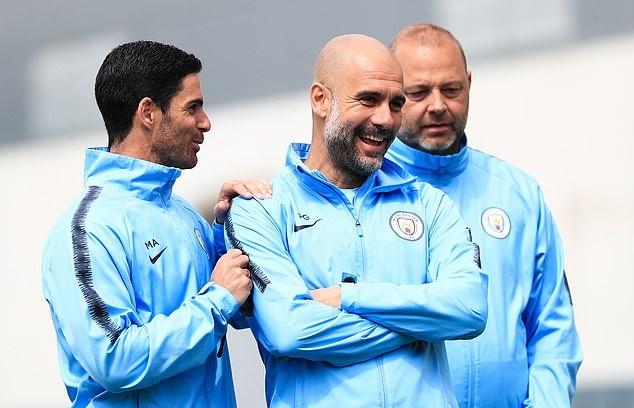 Pep: Man City không bằng Liverpool, Man Utd - Bóng Đá