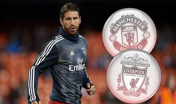 Đây! 3 điểm đến của Sergio Ramos nếu chia tay Real Madrid - Bóng Đá