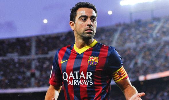 Xavi theo đuổi sự nghiệp huấn luyện