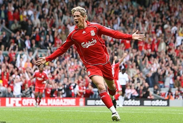 Sự nghiệp của Torres qua ảnh - Bóng Đá
