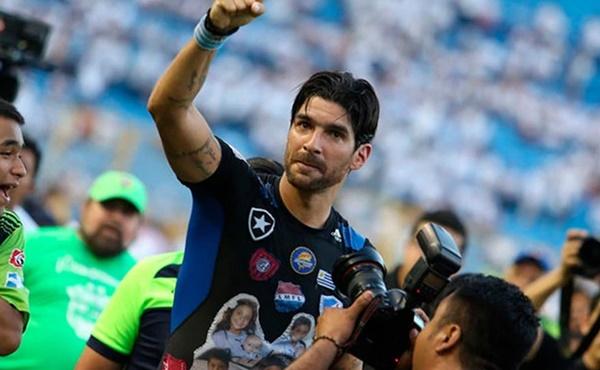 Sebastián Abreu 33 lần đổi CLB - Bóng Đá