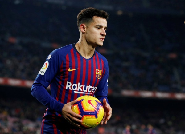 Liverpool have reportedly made an offer to Barcelona for Philippe Coutinho - Bóng Đá