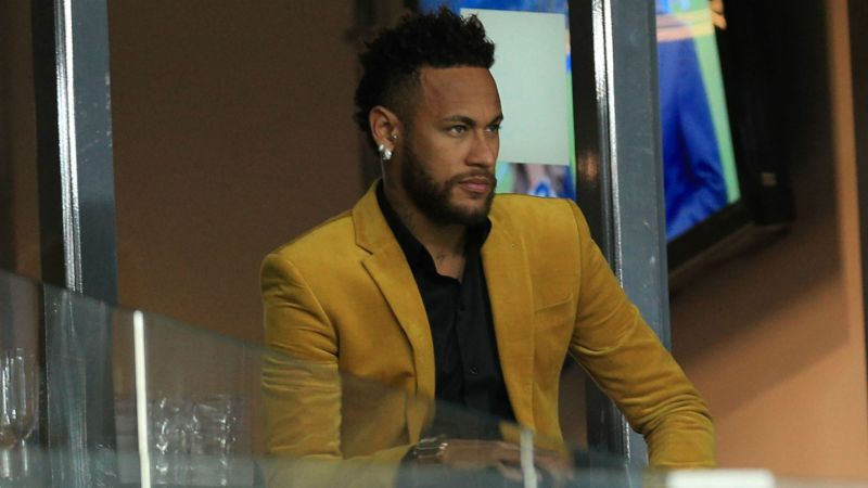 Barca lo ngại chấn thương của Neymar - Bóng Đá