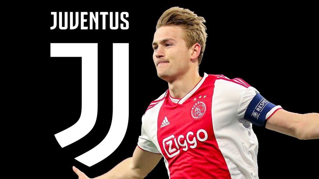 CĐV M.U tức giận vì Juventus chiêu mộ De Ligt - Bóng Đá