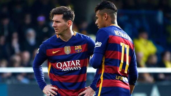 Messi đứng sau vụ Barca mua lại Neymar - Bóng Đá