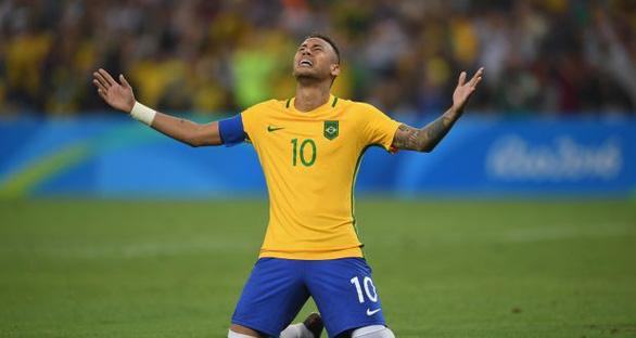 Griezmann nói gì về Neymar? - Bóng Đá