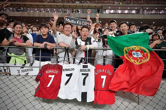 Ronaldo khiến Juve mất tiền vì ngồi ngoài trong trận đấu với Hàn Quốc - Bóng Đá