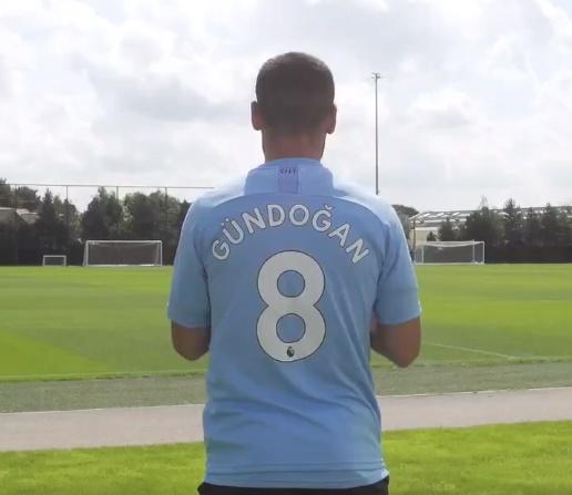 Gundogan gia hạn hợp đồng - Bóng Đá