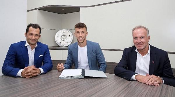 toàn cảnh Perisic gia nhập Bayern - Bóng Đá