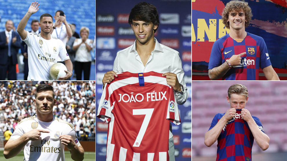 LaLiga Santander clubs have spent 1.3 billion euros on signings - Bóng Đá