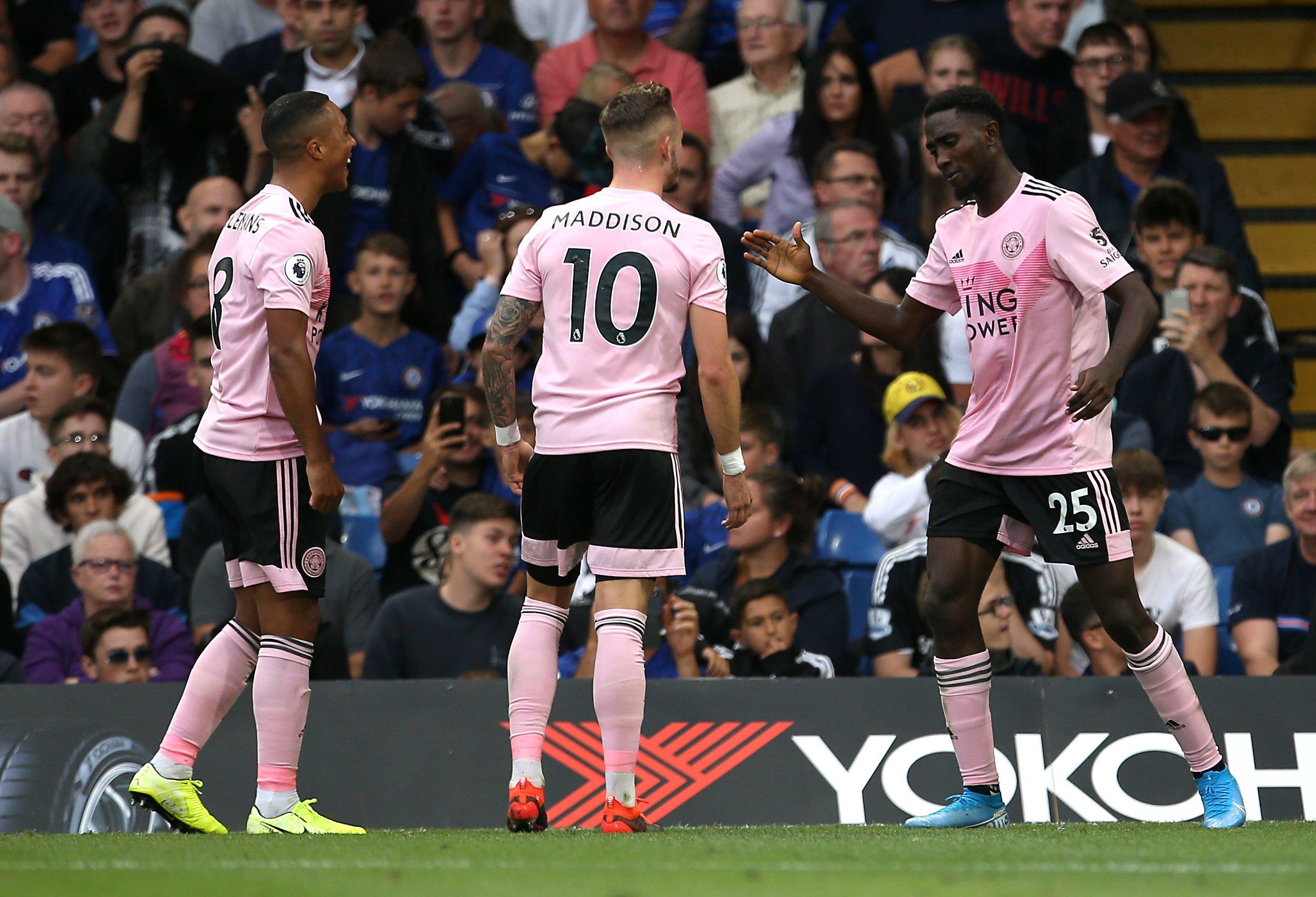 TRỰC TIẾP Chelsea 1-1 Leicester City: Lập công chuộc tội (H2) - Bóng Đá