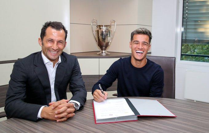 Coutinho chính thức ra mắt Bayern - Bóng Đá