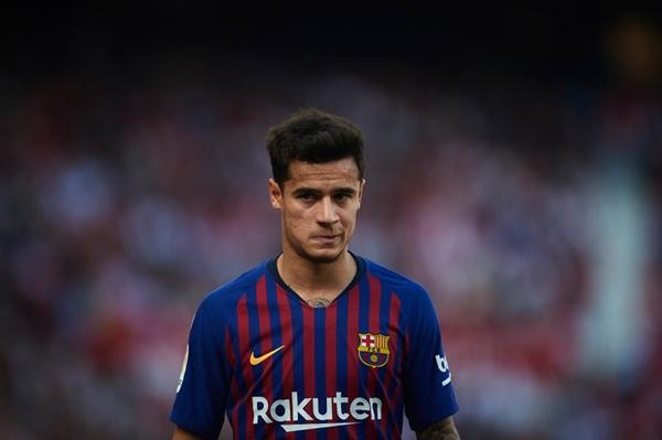 Coutinho: Tôi thích chơi ở hàng tiền vệ - Bóng Đá