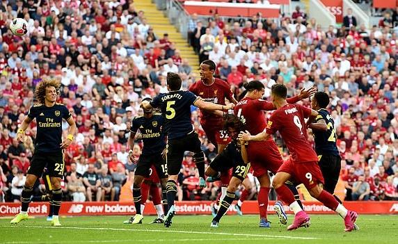 TRỰC TIẾP Liverpool 1-0 Arsenal: Joel Matip mở tỷ số (H1) - Bóng Đá