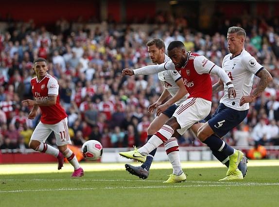 TRỰC TIẾP Arsenal 1-2 Tottenham: Lacazette kéo về hy vọng (Hết H1) - Bóng Đá