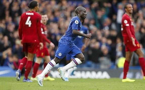 TRỰC TIẾP Chelsea 1-2 Liverpool: Kante rút ngắn tỷ số bằng siêu phẩm (H2) - Bóng Đá