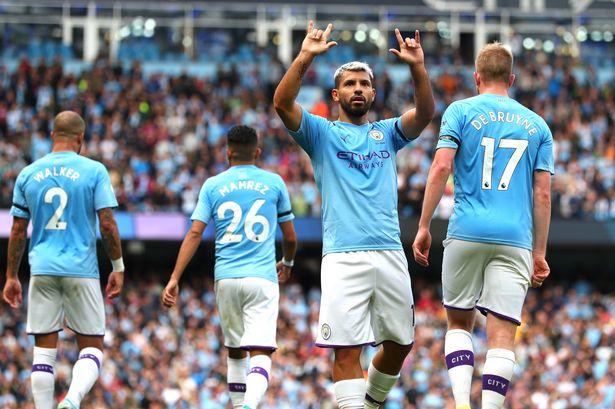 Man City vô địch tuyệt đối mùa trước.
