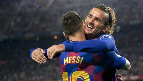 Messi và Griezmann là vấn đề của Barca - Bóng Đá