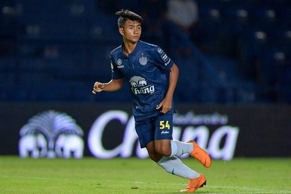 Suphanat Mueanta lọt vào top 60 cầu thủ trẻ xuất sắc nhất thế giới - Bóng Đá