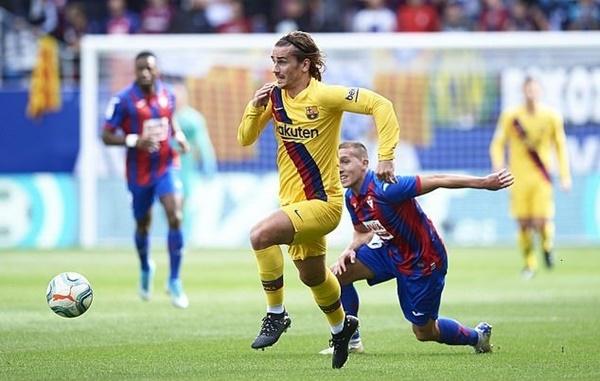 Griezmann: Tôi đã liên kết với Messi và Suarez tốt hơn - Bóng Đá