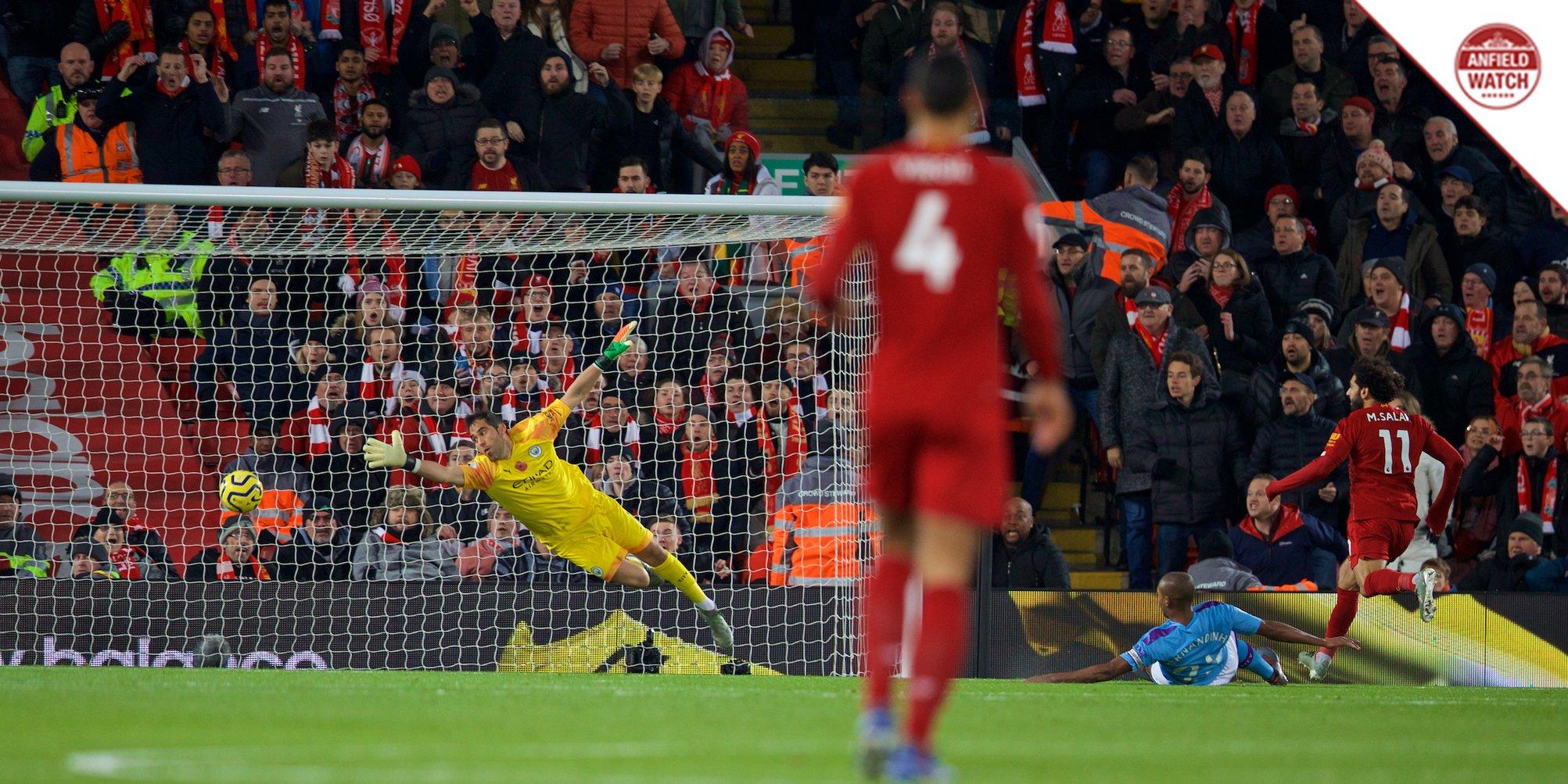 TRỰC TIẾP Liverpool 2-0 Man City: Mo Salah nới rộng cách biệt (H1) - Bóng Đá