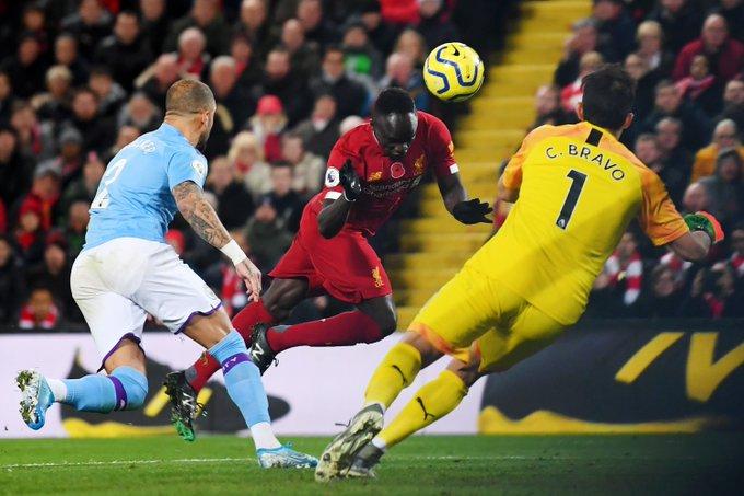 TRỰC TIẾP Liverpool 3-0 Man City: Sadio Mane nổ súng (H2) - Bóng Đá