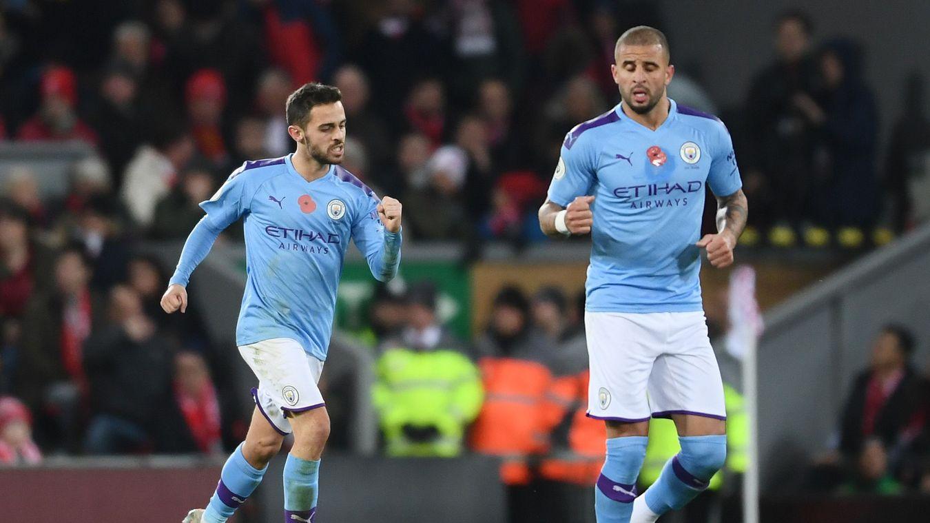 TRỰC TIẾP Liverpool 3-1 Man City: Bernardo Silva rút ngắn cách biệt (H2) - Bóng Đá