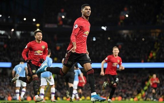 TRỰC TIẾP Man City 0-2 Man Utd: Martial nhân đôi cách biệt (H1) - Bóng Đá