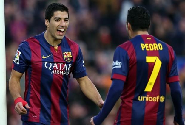 Fan Barca muốn Pedro trở lại - Bóng Đá
