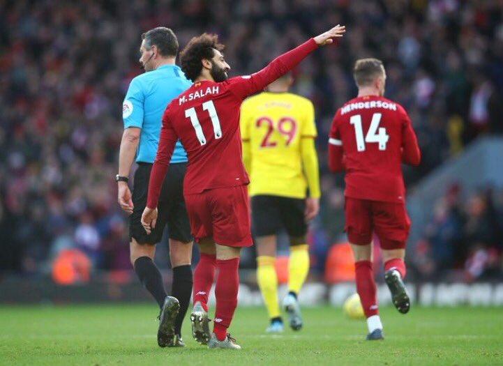 TRỰC TIẾP Liverpool 1-0 Watford: Chủ nhà thót tim (H2) - Bóng Đá