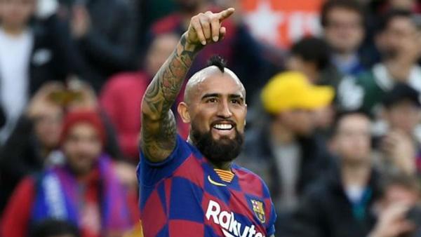 Inter đạt thỏa thuận với Vidal - Bóng Đá