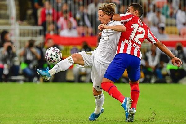 Gục ngã trên loạt đấu súng, Atletico cay đắng nhìn Real giương cao chức vô địch