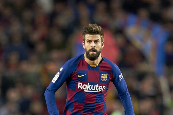 Pique rời Barca - Bóng Đá