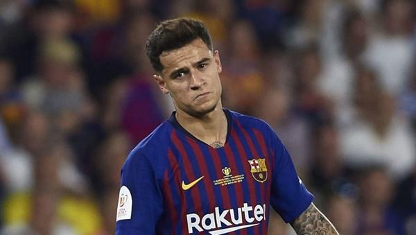 Tân HLV Barca triệu tập Coutinho - Bóng Đá
