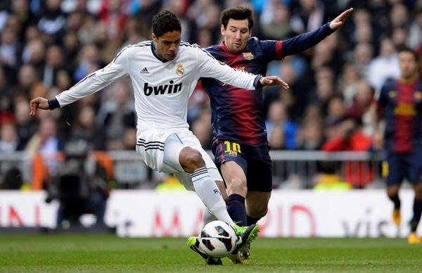 Varane tiết lộ cách ngăn chặn Messi - Bóng Đá