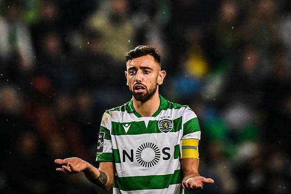 Tại sao Sporting tự tin hét giá Bruno Fernandes? - Bóng Đá