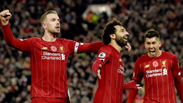 5 thông số ấn tượng của Liverpool mùa này - Bóng Đá