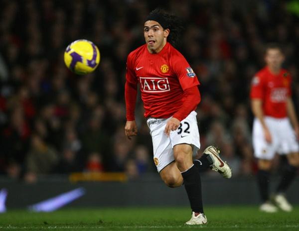 Berbatov: Man Utd cần Carlos Tevez - Bóng Đá
