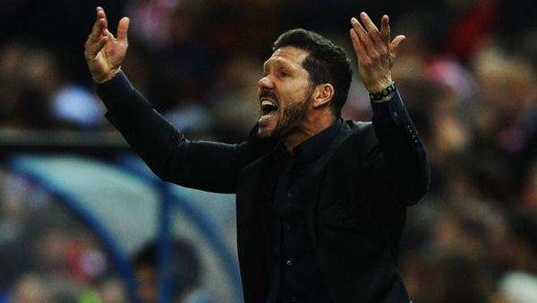 Bị chỉ trích vì lối chơi phòng ngự, Diego Simeone đáp trả - Bóng Đá