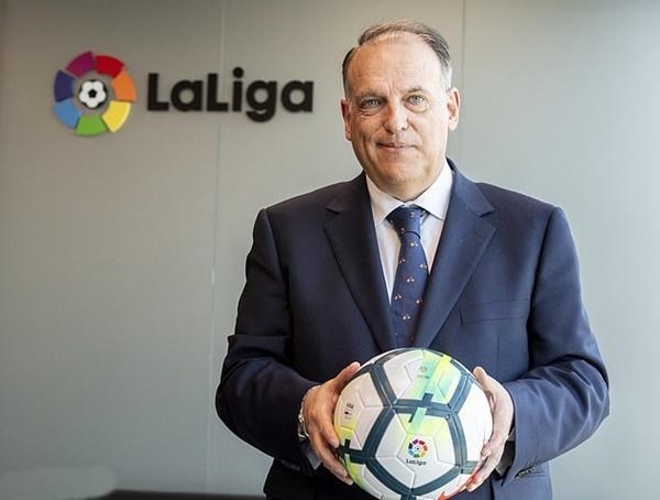 La Liga sẽ trở lại vào tháng 4 hoặc tháng 5 - Bóng Đá