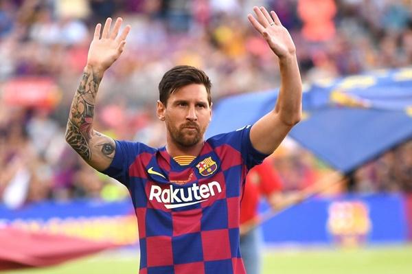 Barca gia hạn với Messi - Bóng Đá