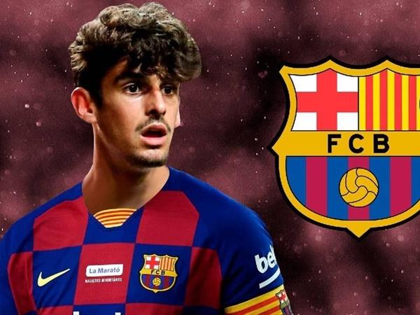 Francisco Trincao - Gia nhập Barca là điều không thể ngờ - Bóng Đá