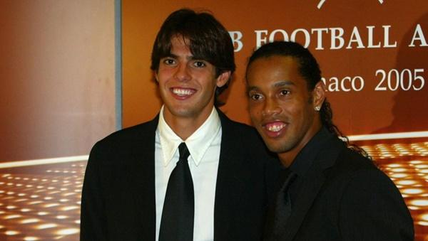 Kaka nói gì về Ronaldinho - Bóng Đá