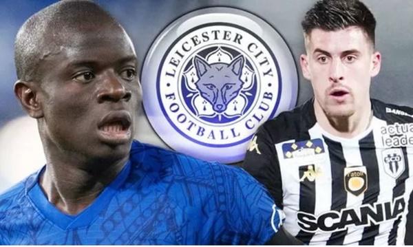Leicester tìm được Kante mới - Bóng Đá