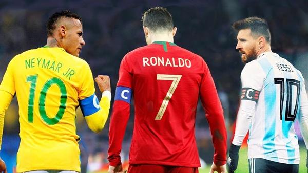 Zico: 'Neymar thiếu sự chuyên nghiệp của Lionel Messi, Cristiano Ronaldo' - Bóng Đá